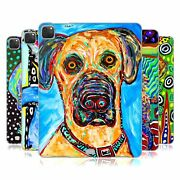 Official Mad Dog Art Gallery Dogs 2 Soft Gel Case For Apple Samsung Kindle