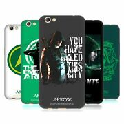 Official Arrow Tv Series Graphics Soft Gel Case For Oppo Phones