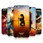 Official Wonder Woman Movie Posters Soft Gel Case For Oppo Phones