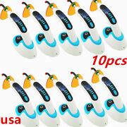 10pcs Wireless Led Tooth Whitening Cordless Dental Curing Light Lamp Supplier Us
