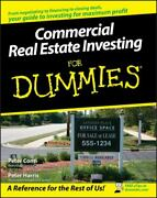 Commercial Real Estate Investing For Dummies By Peter Harris And Peter Conti 20