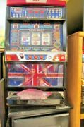 Very Cool Vintage Beatles Slot Machine With Tokens