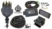 Aces Chevy 350/454 Efi Electronic Ignition Kit W Lcd Display 50k Coil And Plug Wir
