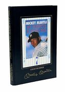 Mickey Mantle Phil Pepe / My Favorite Summer 1956 Signed 1st Edition 1991