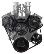 Speedmaster 1-673-001-01 Complete Engine Drive Accessory Kit Small Block Chevy B