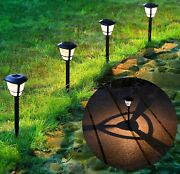 Solar Powered Landscape Lights Outdoor Pathway Lights Patio - 12pack