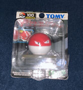 Pokemon Figure Tomy Monster Collection Voltorb Mint In Box