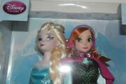 Frozen Disney Store Anna And Elsa First Edition 12 Classic Doll 2 Pack Gift Set