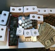 Coin Estate Collection Sale Silver Us Coins Foreign Coins Free Shipping
