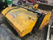 Suton Hds230 Sweeper 3 Point Linkage Mounted Tractor Farm Yard Sweep