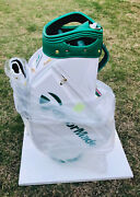 New Taylormade Tour Staff Bag 2021 Masters Limited Special Edition Season Opener