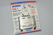 Windline Pm-1 Anchor Fast Stow Danforth Fortress Anchors 35 Lbs Stainless Steel