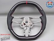 Porsche 991 Macan Cayman Cayenne Panamera 5red Perfortd Carbon Steering Wheel V1
