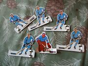 1960s Eagle Toys Coleco Table Hockey Game Team Players Pittsburgh Penguins Nhl