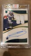 2020 Immaculate Ceedee Lamb Fotl Number Rookie Patch Auto Premium 6/14