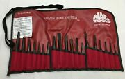 Mac Tools Pc19kss 19 Pc Punch And Chisel Set