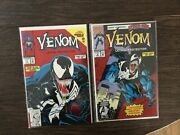 Venom Lethal Protector 1 2 You Get Bothnever Read Or Opened.near Mt/ Mint