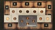 2000 2001 2002 2003 2004 2005 2006 2007 2008 2009 S Lincoln Cent Proof Set 4
