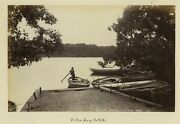 Photo Of Boy In Rowing Boat Fritton Decoy In Suffolk By James Valentine
