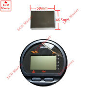 Lcd Display Only Yamaha Digital Multifunction Tach With Buttons