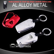Al Metal Case Cover For Ducati Motor 2016-2018 Xdiiavel Mts 1200 Key Fob Remotes