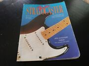 Fender Stratocaster A.r Duchossoir A Complete Guide And History 1994.