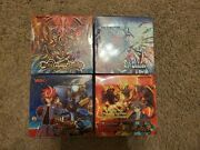 Cardfight Vanguard G Booster Boxes, Cardfight Vanguard Booster Box, Tracking