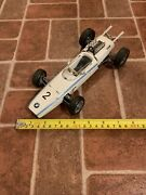 Schuco Bmw Formel 2 Race Car Figurine Toy Statue 1072 Made In Germany Vintage