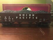 Mth Premier 20-97403 Union Pacific 4 Bay Hopper With Coal Load 37216