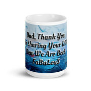 Dad Thank You For Sharing Your Dna. Present For Dad/ Fathers Day Presents