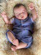 Reborn Baby Boy Noah By Vahni Gowing Ready Now