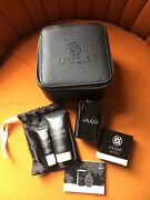 Singapore Airlines By Lalique First/suite Class Amenity Bag Black