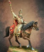Charles The Great Painted Figure Miniature Pre-sale | Art