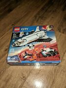Lego City Space Mars Research Shuttle Building Kit 273 Pieces