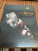 God Of War 3 Ultimate Edition Strategy Guide Bradygames Brand New Sealed