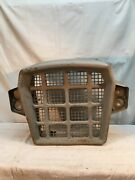 Tractor Grille Hot Rat Rod Man Cave Art Wireless Speaker Cover