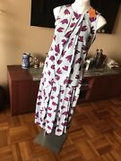 Nwt Etro Milan Pants And Blouse 100 Silk. Made In Italy. Blouse Size 42. Pants 44