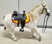 American Girl Saige's Horse With Saddle