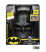 Batman Dc Voice Changing Mask 15+ Phreses Caped Crusader Creature Chaos New