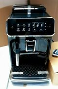 Philips Series 3200 Super Automatic Espresso Machine With Milk Frother Ep3221/44