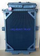 Kenworth W900 Dimple Tube Core Radiator 1a020259 X5102-01 Hdc010216dt