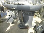 Yamaha 150hp 2 Stroke Outboard Salt Water Series 25 Midsection