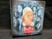 1 Non-sport 3-inch Binder, With Buffy The Vampire Slayer Cover, Card Storage