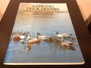 Carving Duck Decoys Full Sz Templates By Shourds/hillman Box 6