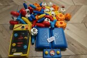 Toys From The 80and039s Tomy Fickle Faces Easy Pop And Those Stretch Blocks / Pieces