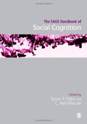 Susan T. Fiske And C Neil M...-the Sage Handbook Of Social Uk Import Bookh New