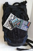New With Tags Blackhawk Hydrastorm Ripper Black And Navy 7101