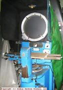 Jandl Model Fc-14 Optical Comparator New Late 60's
