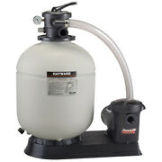 Hayward W3s180t93s 18 Pro Series Sand Filter System With 1.5 Hp Matrix Pump