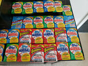 Lot Of 100-plus Topps Vintage Baseball Cards In 7 Sealed Wax Packs
